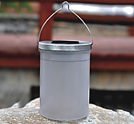 Solar Powered Farbwechsel LED Lantern