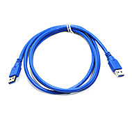 Standard USB 3.0 AM to AM Cable (1.5 m)