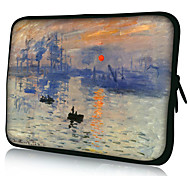 "Paintings of Monet Neoprene Sleeve Case for 10-15"" Laptop"