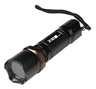 Camping 3-Mode Cree XR-E Q5 LED Flashlight (3xAAA)
