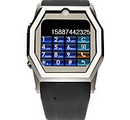 """TW520 1.6 """"сотовый телефон 2g часы (Bluetooth, Java)"""