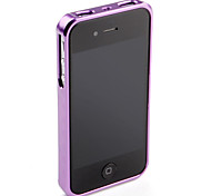 Aluminium Bumper Case for iPhone 4 and 4S (Assorted Colors)