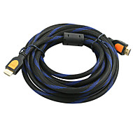 HDMI 1.3 Câble, HDMI 1.3 to HDMI 1.3 Câble Male - Male 5.0m (16ft)