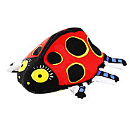 Coccinella Septempunctata Style Catnip Toy for Cat