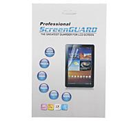 HD a prueba de polvo anti-uv resistente a los arañazos protector de pantalla para Samsung Galaxy Tab P7510