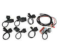 Cables for Autocom CDP Pro for Cars (8-Piece Pack)
