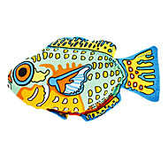 Colorful Fish Style Catnip Toy for Cat