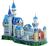 98 Pieces DIY Architecture 3D Puzzle Germany Neuschwanstein Castle (difficulty 5 of 5)