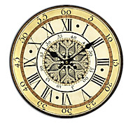 Industrial Age Wall Clock