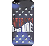Stars Pattern Hard Case for iPhone 5/5S