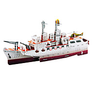 53 Pieces DIY 3D Puzzle Spruance Destroyer (difficulty 3 of 5)