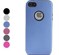 Fondello di protezione in metallo per il iphone 5/5s (colori assortiti)