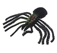 Scary Lifelike Big Spider Squeeze Toy with Sound Effect