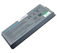 Batteria del computer portatile per DELL Latitude D810 Precision M22 M70 312-0279 e più (11.1V, 6600mAh)