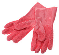 Easy Vegetable Potato Peeling Glove (1-Pair, Random Color)