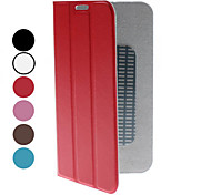 PU Leather Case met standaard voor Samsung Galaxy Opmerking 2 N7100 (verschillende kleuren)