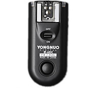 Yongnuo RF-603 N1 Wireless 2.4GHz activación de Flash para Nikon D1 D2 D3 D200 D300 D700