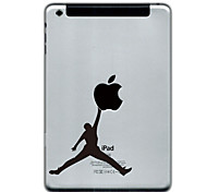 Michael Jordan Design Protector Sticker for iPad mini 3, iPad mini 2, iPad mini