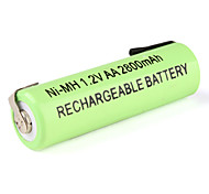 Ni-MH AA Battery (1.2V, 2800 mAh)
