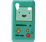 Cartoon Game Boy Design Hard Case for Samsung Galaxy Ace S5830