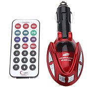 Estilo Beetle Car MP3 Player com Transmissor FM (cores sortidas)