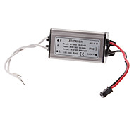 Water Resistant 9-15W LED Constant Current Source Power Supply Driver (85-265V)