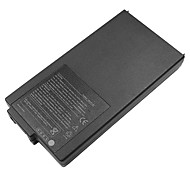 Batería del ordenador portátil para HP Compaq Evo N105 N115 246437-002 y más (14.8V 4400mAh)