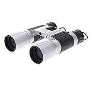 panda 22x3 metal + binocular de plástico con una bolsa de nylon y un paño de limpieza