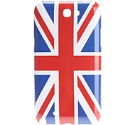 UK National Flag Pattern Hard Case for Samsung Galaxy Note 2 N7100
