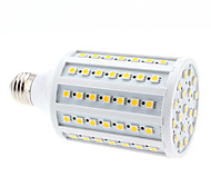 E26/E27 12W 102 SMD 5050 680 LM Warm White LED Corn Lights AC 220-240 V