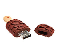 32gb helado usb 2.0 flash drive pluma