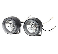 NS60 55W 4000K 1000-Lumen H3 Halogen Yellow Light Car Nebelscheinwerfer (DC 12V, Pair)