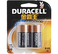 Duracell 1.5v LR14 Alkaline Battery (2-Pack)