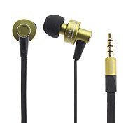 ES900i Earphone with Mic for iPhone 6 / 6 Plus