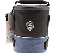 Jealiot 0611 Professional Photographic Lens Bag with Strap