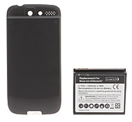 3,7 V 3500 mAh Extended Battery für HTC Nexus one G5/Desire G7 mit Back Cover