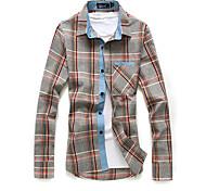 Hombre Delgado Check Shirt
