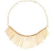 z&x® Europa und die Vereinigten Staaten populär Metall kleine kurze Halskette