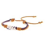 Manual Hand Wax Rope Bracelet