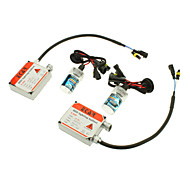 12V 35W 9006 HID Xenon Lamp Conversion Kit Set (E3035 Ballast)