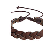 Z&X®  Brown Braided Bracelet