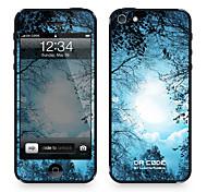 """Codice Da ™ Pelle per iPhone 4/4S: """"Chiaro di luna"""" (Nature Series)"""