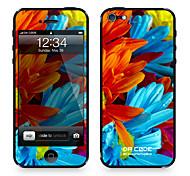 "Codice Da ™ Pelle per iPhone 4/4S: ""Fiori"" (Piante Series)"