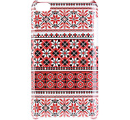 Textile Design Hard Case for iPod Touch 4