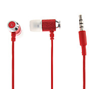 In-Ear Earphones with Microphone for Samsung Galaxy S3 I9300 and Others (Assorted Colors)