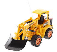 Liebaowang 5-Channel Road Paving Truck Remote Control Simulation Engineering Vehicle (Model:8028)