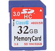 rápido 3.0 sd class cartão de memória de 10 32g