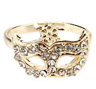 Bohemian Mask Set Auger Floret Mask Ring