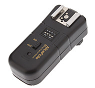 NiceFoto C-16 3-in-1 2.4GHz Wireless Remote Flash Trigger Single Receiver for Canon DSLR