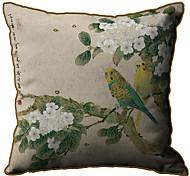Motif Imprimer Linge Coussin décoratif de Parrot